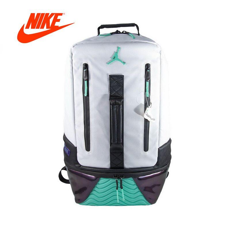 Original New Arrival Authentic Nike Air Jordan 11 BackPack AJ11 School Bag Sport Outdoor Sports Bags Good Quality 9A1971-W51