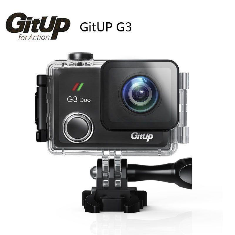 2018 neue Gitup G3 Duo 2 Karat 12MP 2160 P Sport Action Kamera 2,0