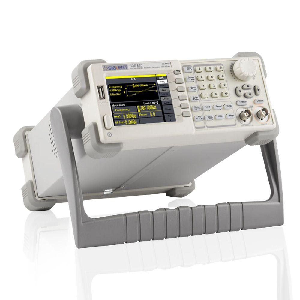 Siglent SDG830 Signal Generator DDS Function Generator Frequency Generator Arbitrary Waveform Generator Generador De Funciones