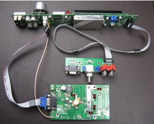 FSN-300 300W FM radio transmitter kits