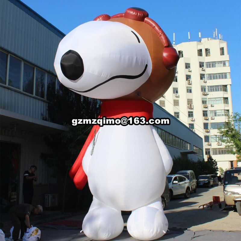 inflatable animal decoration inflatable dog for advertising  giant inflatable dog