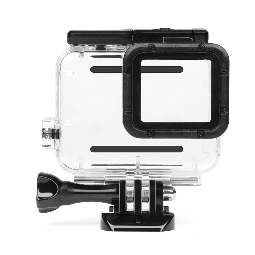 SHOOT 45m Waterproof Case for Gopro Hero 5 Black Edition Camera with base Mount Protective HERO 5 Case Go Pro Accessories
