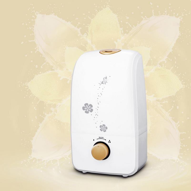 3.5L Maison appareils Aromathérapie Sec Protéger diffuseur air humidificateur À Ultrasons LED Lumière air Aroma Diffuseur mist maker