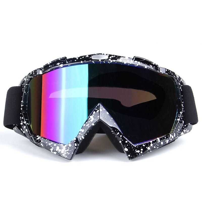 9 couleurs hommes femmes lunettes de Ski UV 400 Anti-buée lunettes de Ski hiver Snowboard lunettes de Ski lunettes de Snowboard