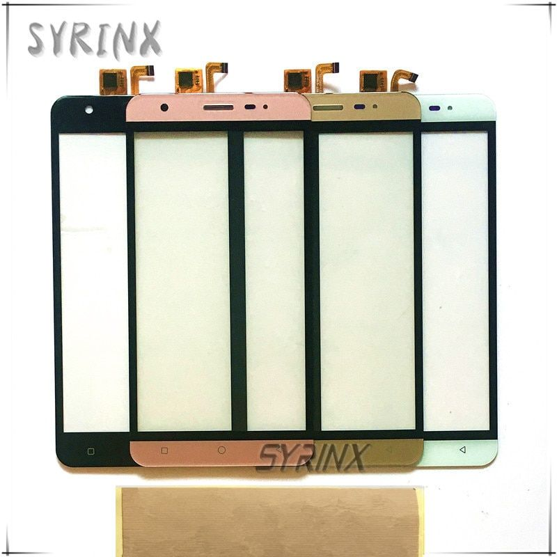 Syrinx Free Tape Touch Panel Touchscreen Sensor For Vertex Impress Eagle Touch Screen Digitizer Front Glass