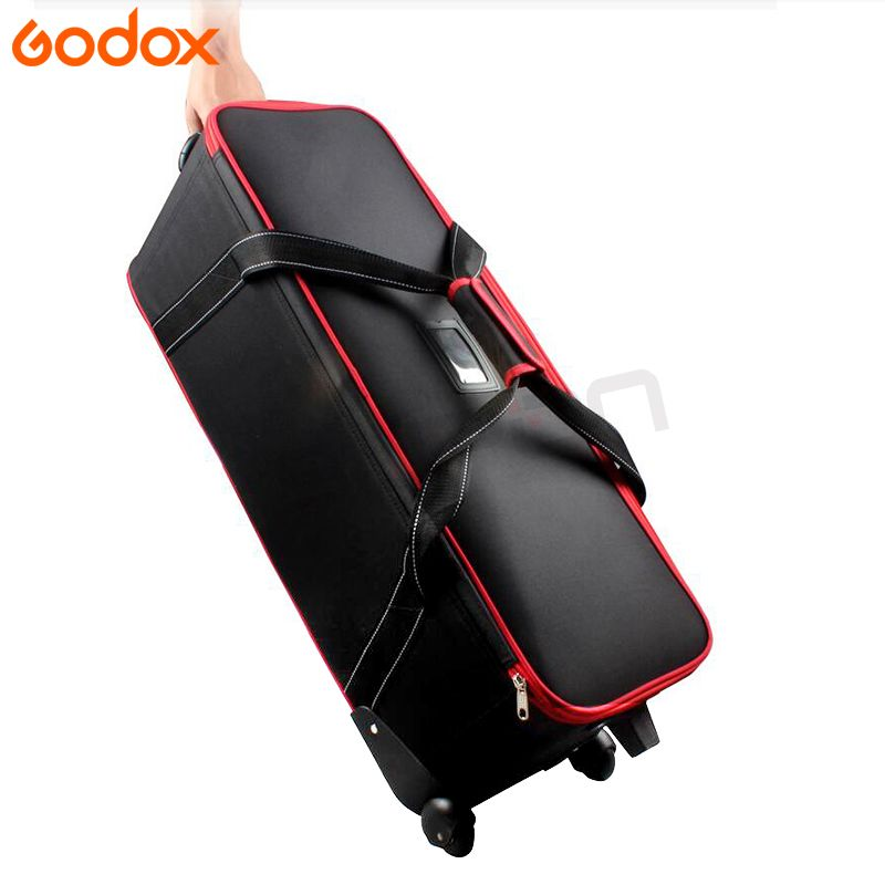 GODOX PRO Studio Photography Flash Light Mulit-function Carring Bag for Tripod Video Flash GODOX K150A kit 120SDI CB-04 Case