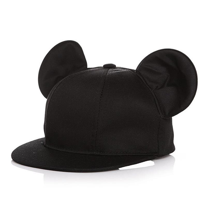 Bébé enfants garçon fille De Mode Mickey chapeau casquette de baseball accessoire bebes chapeau garcon fille touca gorro pour l'automne