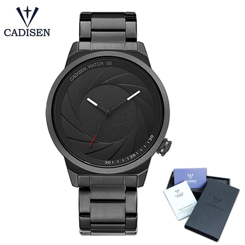 Для мужчин часы cadisen 2018 Новый уникальный Дизайн Для женщин мужской бренд Наручные часы спортивные резиновые нержавеющей кварц Творческий П...