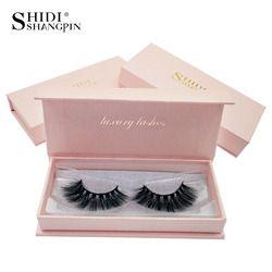 1 Pair natural false eyelashes 3d mink lashes volume soft  lashes long eyelash extension fake mink eyelashes cilios maquiagem
