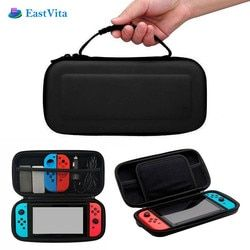 EastVita EVA Protective Hard Case For Nintend Switch Shell Travel Carrying Storage Bag Pouch NS Console Handbag For N-Switch 25
