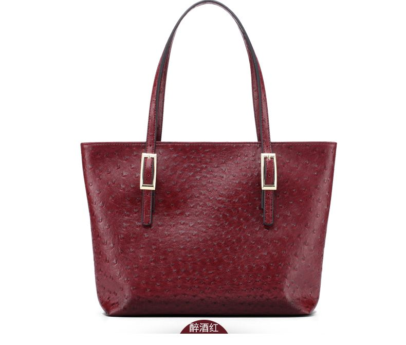 Our ReALIty 1 Classic Women First Laywer Genuine Leather Famous Brand Square Lock Office Lady Crossbody Bag Large Tote EGT0202