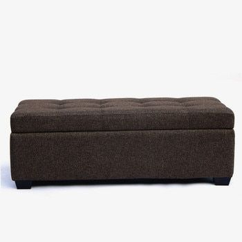 European-style large storage stool clothing store sofa stool solid wood bench stool convertible shoe stool