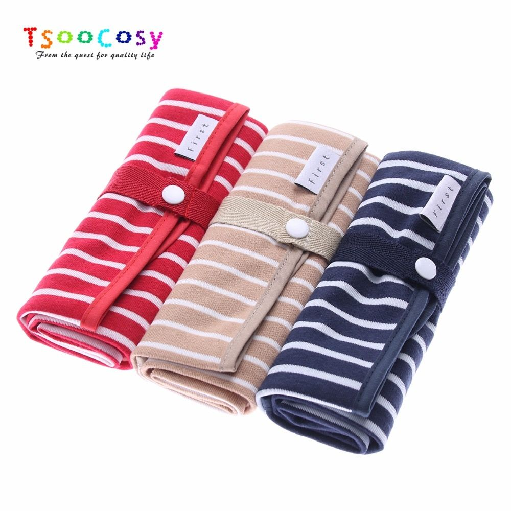 100% cotton Breathable Changing pads Reusable nappies Waterproof Mattress pad Diaper baby Urine pad washable changing mat
