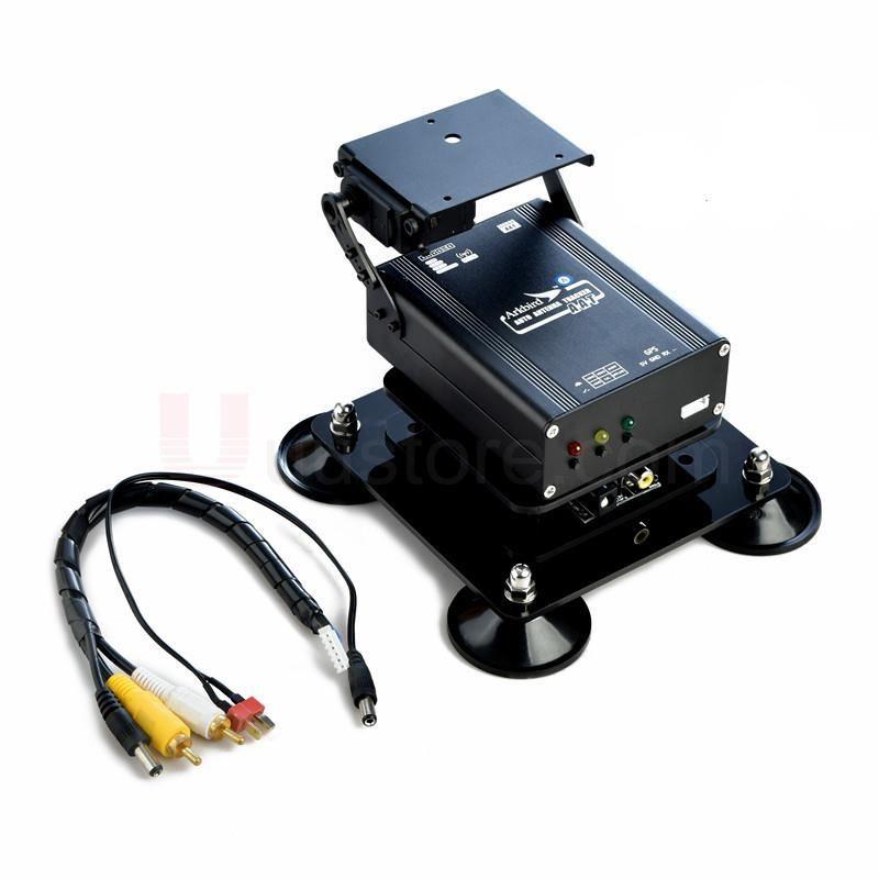 Arkbird FPV Auto Antenne Tracker Gimbal AAT w/Boden und Luft Verlängern Palette 1,2/5,8g Pad und modulation Modul Boden System