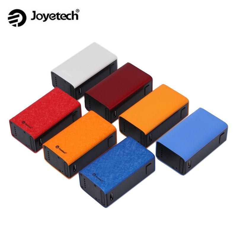 Original Joyetech eVic Grundlegende Batterie TC 40 Watt Oled-bildschirm Box Mod 1500 mah Batterie Verdampfer mit RTC/VW/VT/Bypass/TCR Modi