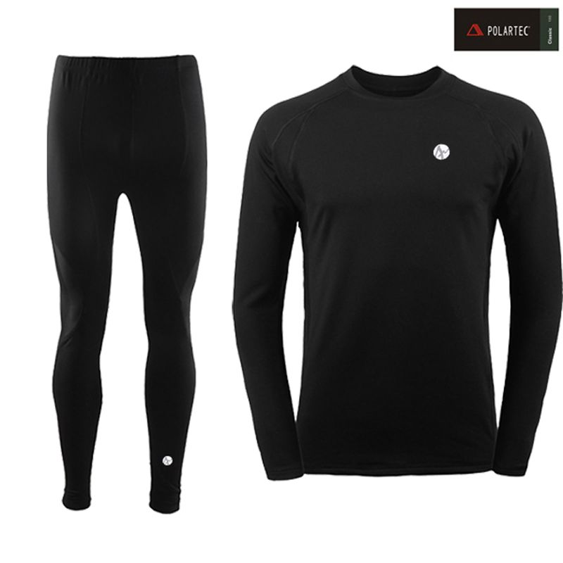 2018 New Winter Men Thermal Underwear Sets Elastic Warm Fleece Long Johns for Men Polartec Breathable Thermo Underwear Suits