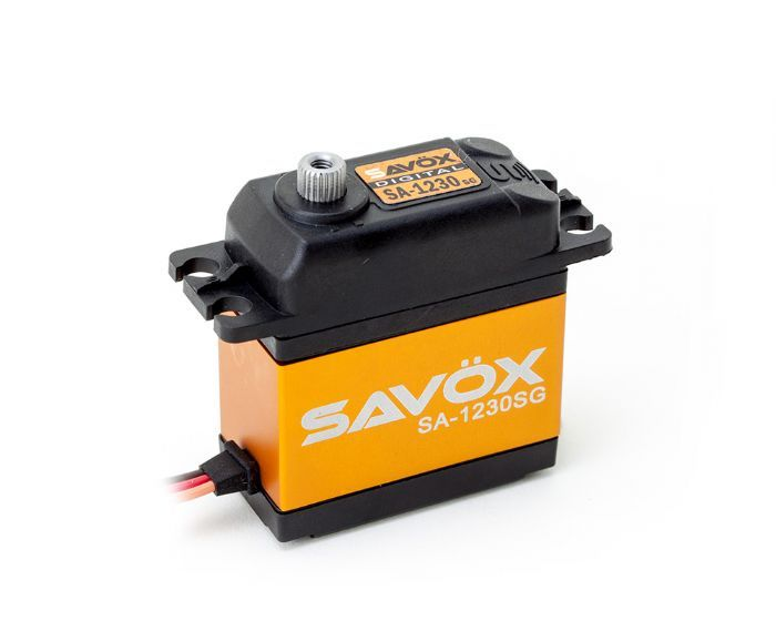 SAVOX SA-1230SG Titan getriebe 36 kg 0,16 s servos für 1/10 1/8 baja Buggy Monster truck Crawler Skala Truggy