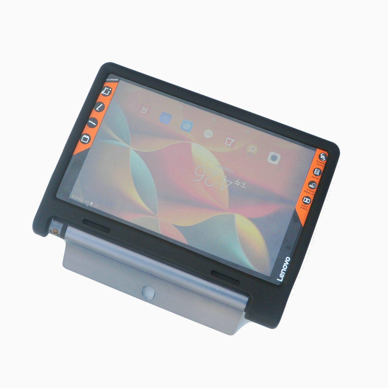 MingShore pour Lenovo Yoga Tab 3 10.1 X50F étui en silicone robuste pour Lenovo Yoga Tab 3 10.1 YT3-X50M étui antichoc pour tablette