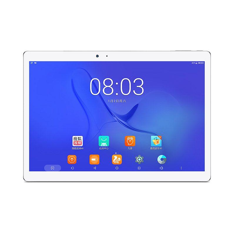 Оригинал Teclast T10 гекса core Планшеты PC 10.1 ''IPS 2560*1600 Android 7.0 MT8176 2.1 ГГц 4 ГБ LPDDR3 64 ГБ EMMC 8.0mp + 13.0 МП HDMI