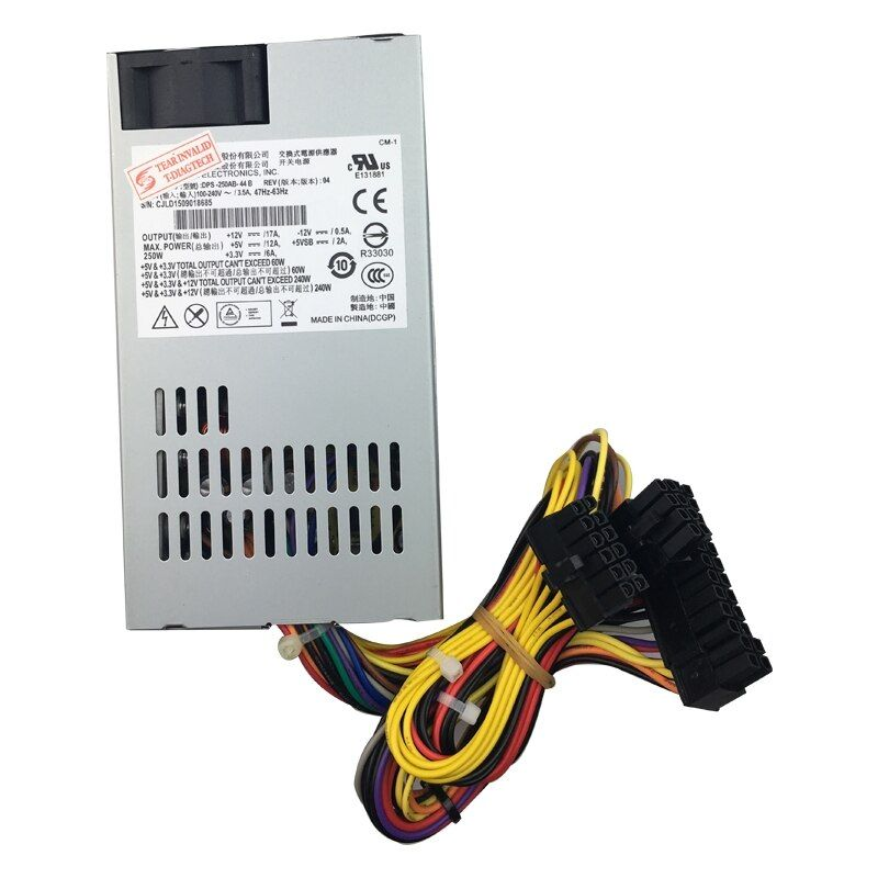 free ship DPS-250AB-44 250W PSU for DS1815+,DS1813+, DS2015xs, RS815+, DS1513+, DS1515+ computer power for NAS host power supply