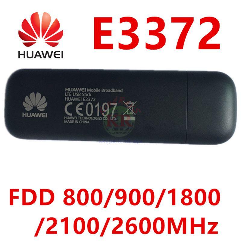 unlocked lte usb modem huawei e3372 150mbps 4g modem e3372 huawei e3372h-153 with sim card 4G LTE USB Dongle PK E8372 MF831