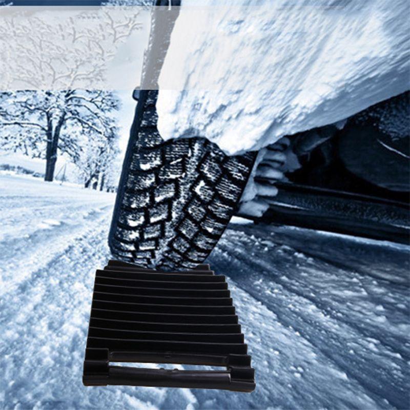 Многоцелевой Автомобиль цепей противоскольжения Шины противоскольжения колодки Автомобиль лопата для снега