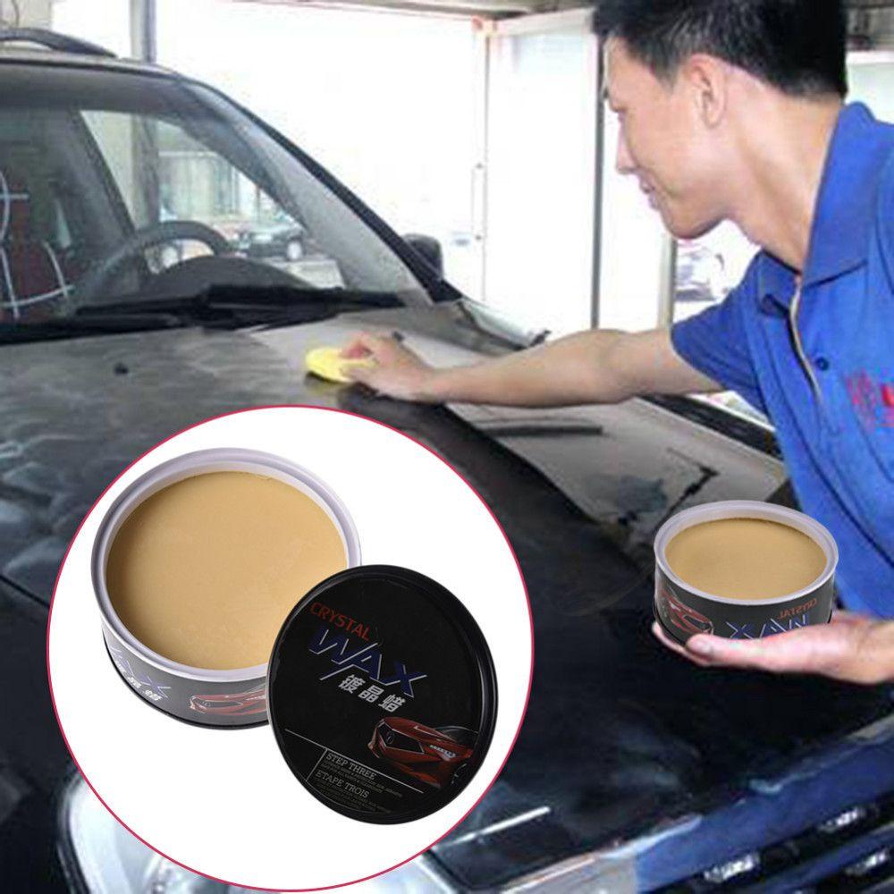 ToHuu Car Polishing Wax Paint Waterproof Care Scratch Repair Car Styling Crystal Hard Car Wax Polish Scratch Remover
