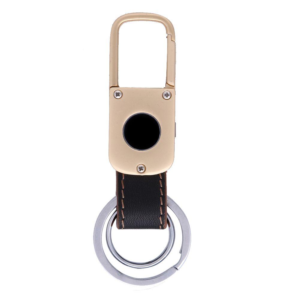 Bi-Directional Smart GPS Tracker Key Chain Bluetooth Positioning Locater Anti Lost Keychains Alarm Phototaking Key Finder Ring