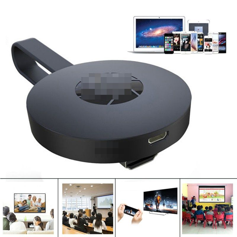 Miracast Android TV Dongle Mirascreen Wifi - hdmi Airplay TV Stick Wireless Display Receiver 1080P HD Media Streamer Adapter