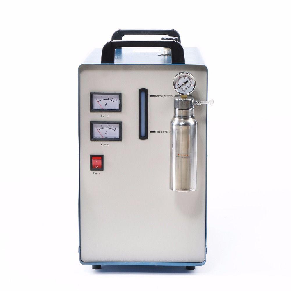 150 L/h Oxygen Hydrogen Water Welder Acrylic Polisher Flame Polishing Machine CE U.S. Solid