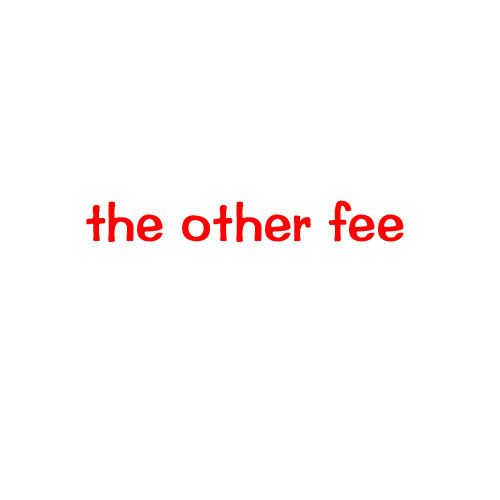 kit the other fee is for shipping address generation only