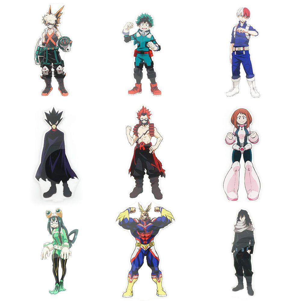 My Hero Academia Anime Boku no Hero Academia Midoriya Izuku Bakugou Katsuki Eijiro Aizawa TODOROKI SHOTO Acrylic Stand