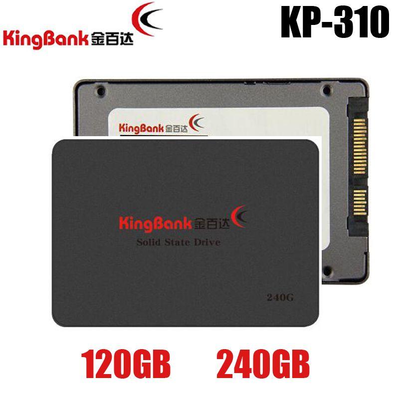 KingBank KP-310 120 GB 120G 240 GB 240G 2,5 SATA3 SSD PC Desktop Laptop Server 2,5 Interne Solid zustand Dribe SSD