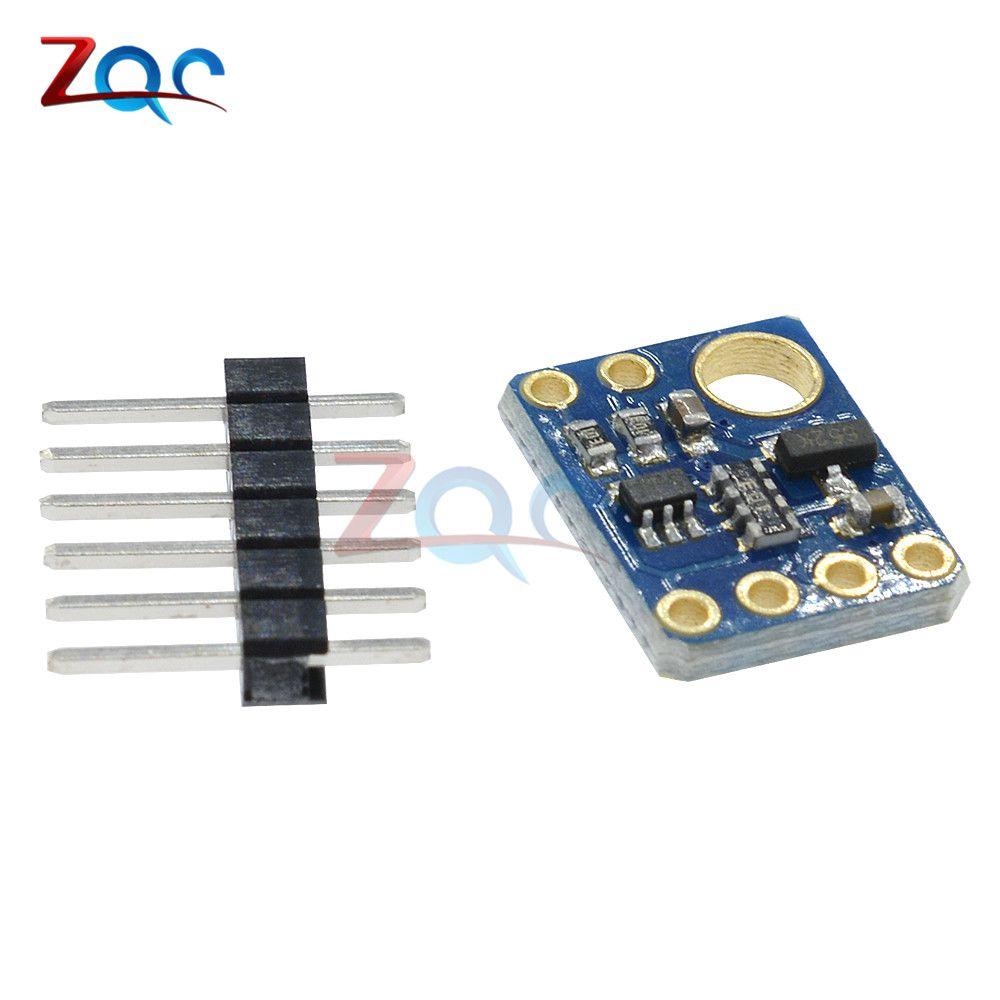 GY-530 VL53L0X Módulo Sensor De Telemetría Por Láser Más Pequeño Del Mundo de Tiempo o f-Vuelo (ToF) Rango de comunicación IIC módulo