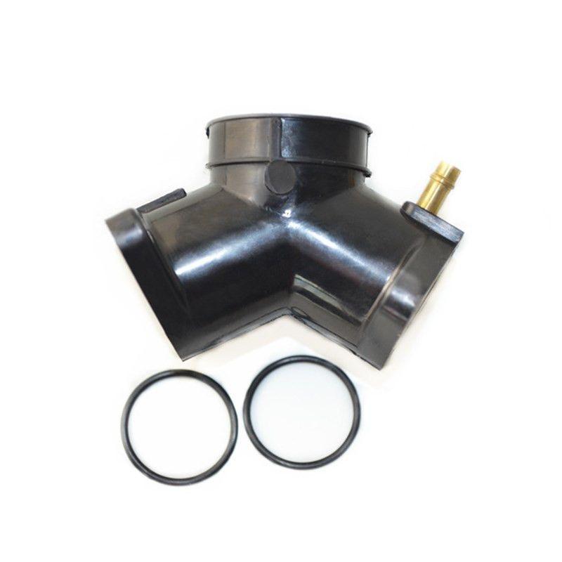 Pour Yamaha XV250 XV 250 125 240 XV125 XV240 Virago joint torique carburateur Interface tampon en plastique collecteur de sortie d'admission