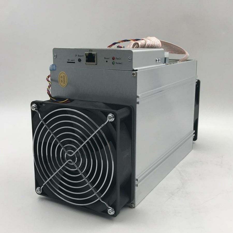Used AntMiner T9+ 10.5T Bitcoin Miner SHA256 Asic BTC BCH Miner Economic Than WhatsMiner m3 M10 S9 z9mini DR3