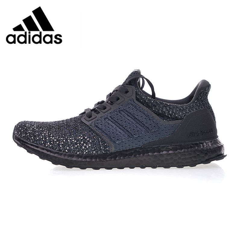 Adidas Ultraboost 4.0 Oreo Men's Running Shoes, Black/Gray, Breathable Wear-resistant Shock Absorbing CQ0022 BB6179