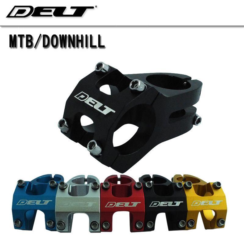 1-1/8 vtt léger BMX DH FR vitesse fixe descente vélo vélo tige de vélo 31.8*28.6*40mm alliage de CNC AL6061 120g