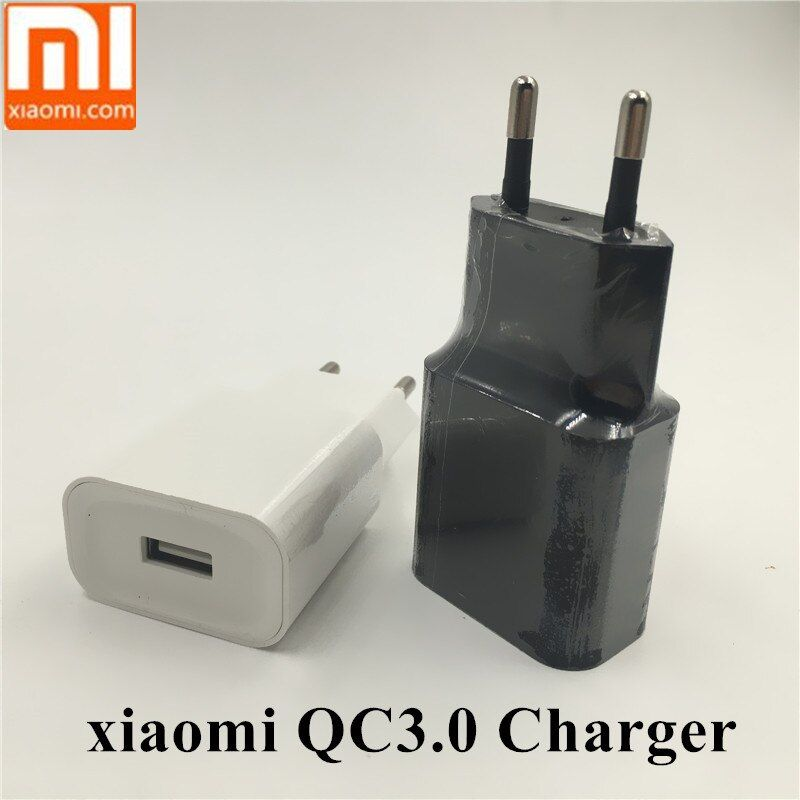 XIAOMI 8 Charger QC 3.0 Adapter Charging 5V 2.5A/9V 2A/12V 1.5A for XIAOMI 6 mi6 mi a1 5 5s mi5 mix 2 2s MAX2 Redmi note 5 PLUS