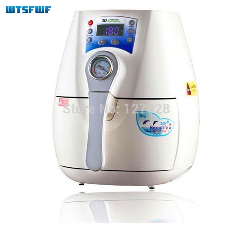 Wtsfwf ST-1520 C2 Mini 3D Sublimation Thermique Sous Vide Presse Imprimante 3D Imprimante Presse De La Chaleur Pour Tasses Impression