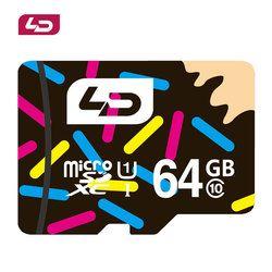 LD Micro SD Carte 8 GB/16 GB/32 GB/64 GB Carte Mémoire TF Trans Flash carte Mini SD Carte Class10 Micro Carte SD Pen Drive Usb Bâton
