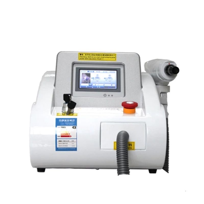 Laser Tattoo Augenbraue Entfernung 2019 Pigment Entfernung Maschine Wärme 1064nm 532nm 1320nm ND YAG Schönheit Werkzeuge