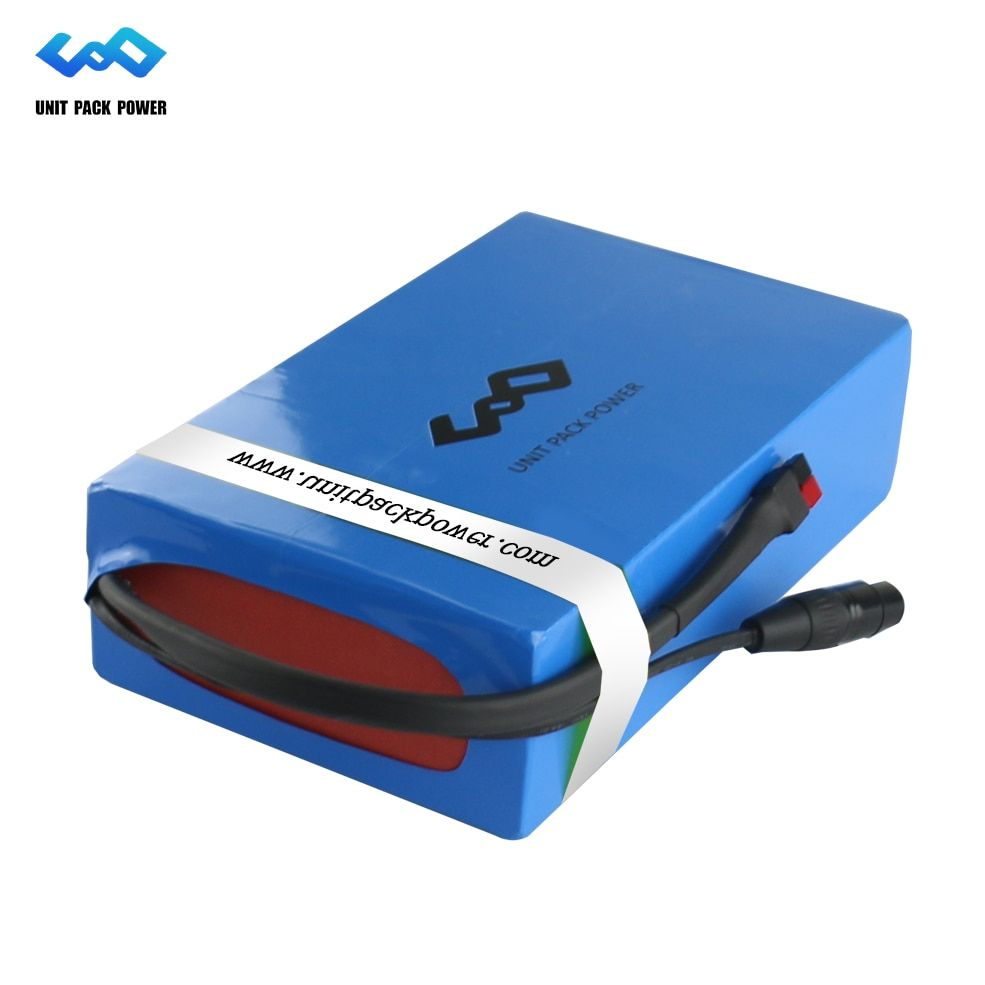 Free shipping DIY Ebike lithium 18650 battery pack 48V 15AH 20AH Electric Bike battery for 750W 1000W Electric Scooter