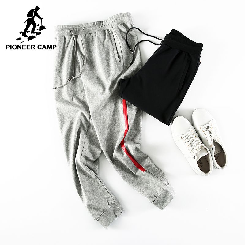 Pioneer Camp 2018 Neue ankunft Frühling hosen männer marke kleidung freizeithose männlichen top-qualität mode männer jogginghose AWK702058