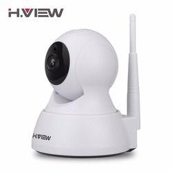 H. VIEW 720 P ip-камера 1200tvl камера наблюдения панорамная камера наблюдения с наклоном и зумом камера s Camara IP iOS Android Удаленный просмотр IP камеры