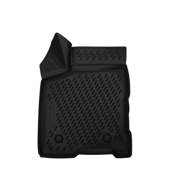 Auto Matten 3D salon Für LADA Vesta, 2015->, vorne links, 1 PCs (polyurethan)