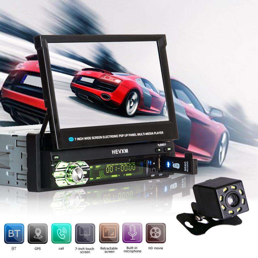 Autoradio Kassette Recorder Automagnitola 2 Din Auto Video MP5 Multimedia Player 9601g FM Radio Wireless BT Enthält GPS