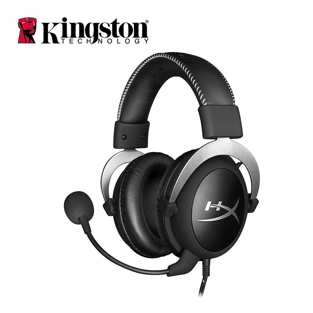 Kingston Hyperx 3,5mm Wolke Splitter Professionelle Sport Gaming Stereo Headset Noise Cancelling Kopfhörer Kopfhörer mit Mikrofon