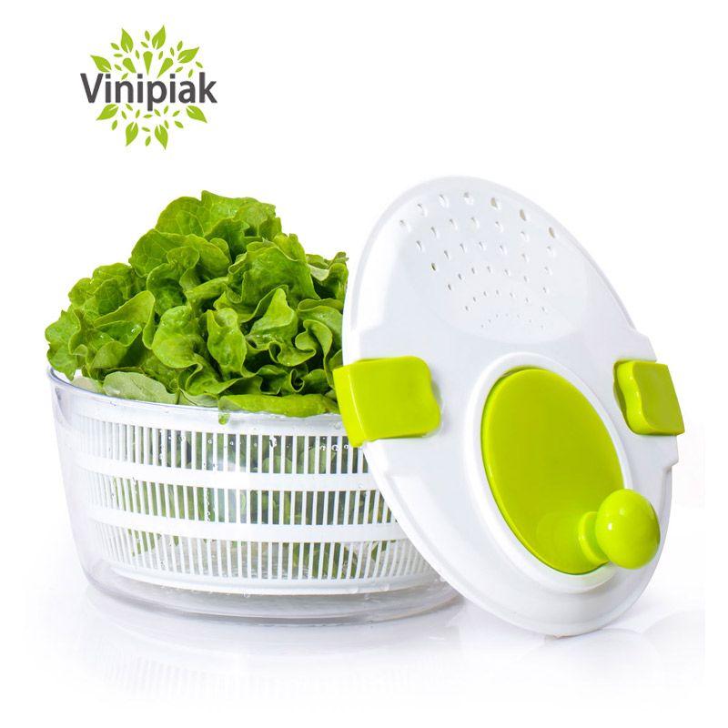 Gemüse Obst Dörr Obstkorb Salat Spinner Waschen Sauber Ablagekorb Washer Trocknen Maschine Reiniger Küche Gadget