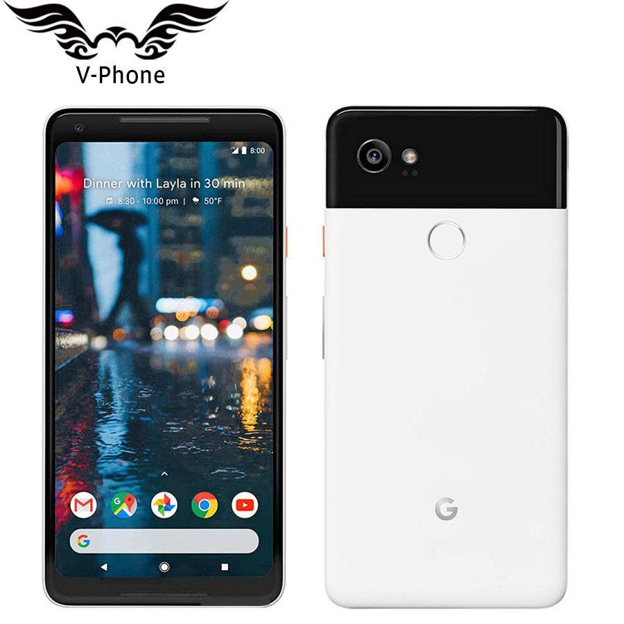NEUE EU Version Google Pixel 2 XL 6